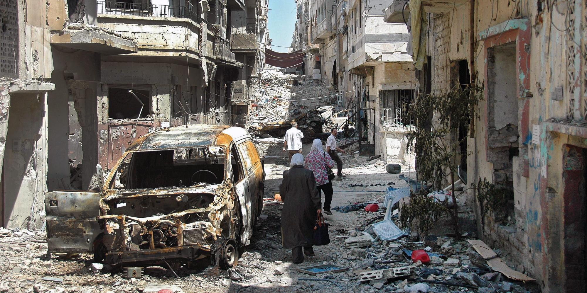 Syrien facebook
