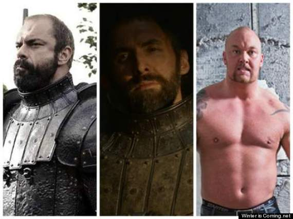how tall is the mountain from got