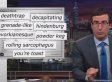 John Oliver's Fake GM Ad Pretty Much Nails It (VIDEO)