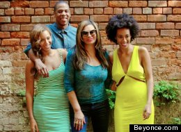 Beyonce, Solange And Jay Z Are Now One Big, Happy Family
