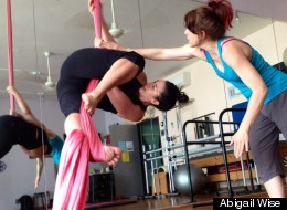 We Tried It: Cirque Style Fitness