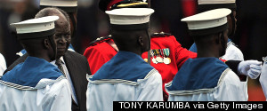 UHURU KENYATTA ELECTION