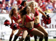 Tampa Bay Buccaneers Cheerleader Sues Team, Claims She Was Paid $2 Per Hour