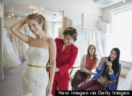 You're Not Obligated To Invite These People To Your Bridal Appointment