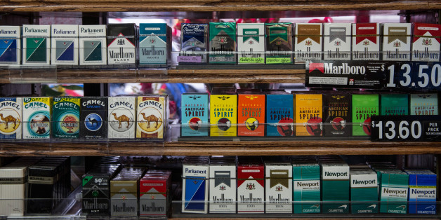 Cheapest menthol cigarettes Golden American in Finland