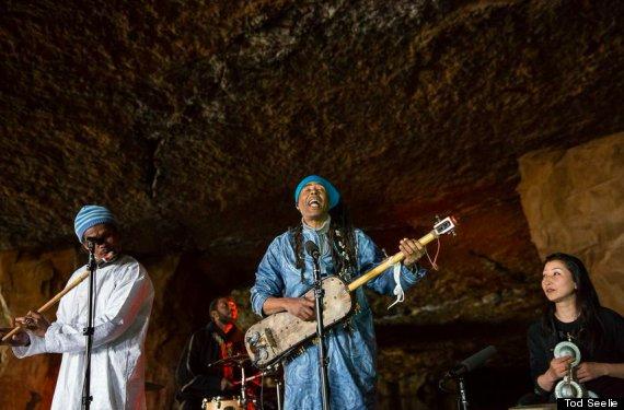 moroccan band
