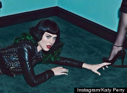 PICS: Katy And Madonna To Team Up For Photo Shoot