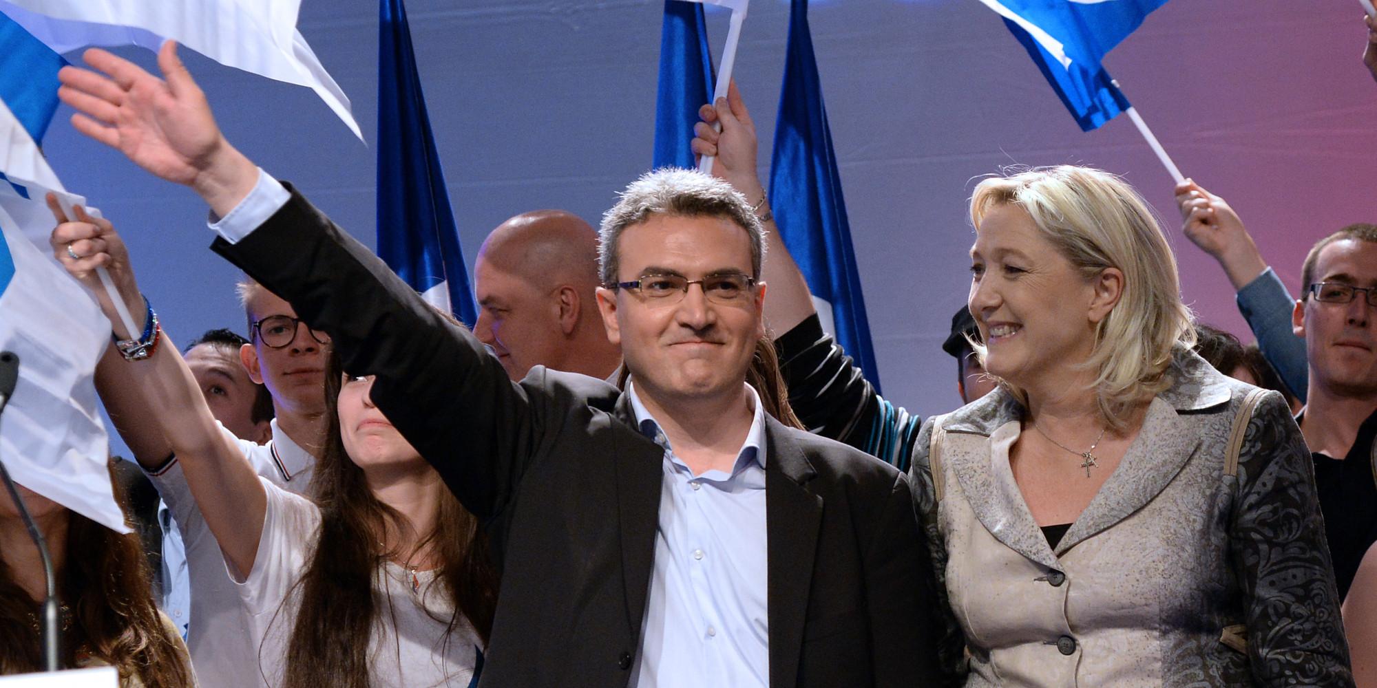 Le Pen choisira le pro-israélien Chauprade pour diriger le Quai d'Orsay