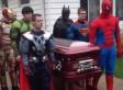 Superhero Funeral For Brayden Denton, 5-Year-Old Boy Who Died Of Brain Tumor