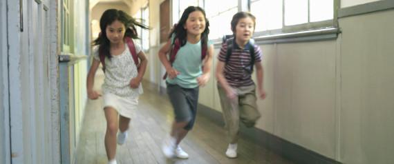 KIDS JAPAN ELEMENTARY SCHOOL RUN