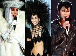 PICS: Cher's Craziest Ever Outfits