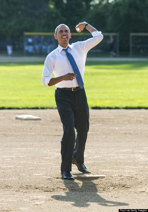 obama little league