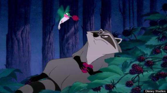 meeko and flit