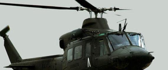 elicotteri amianto