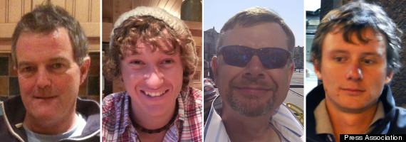 missing yachtsmen