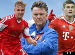 10 Men Van Gaal Could Sign To Revitalise United