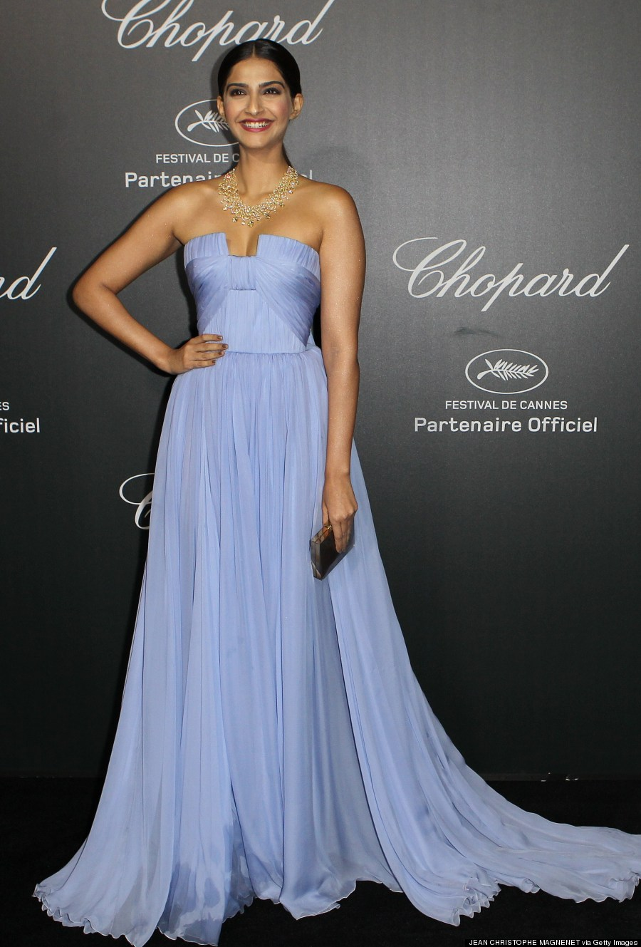 Sonam Kapoor S Best Cannes 2014 Fashion Moments So Far