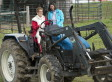 Ontario Election 2014: Wynne Accused Of Setting Poor Example With Tractor Photo-Op