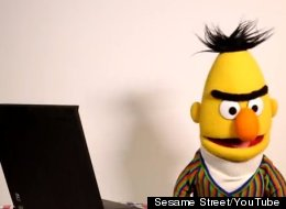 Sesame Street's Advice For When It's Sunny: Get Off Facebook!