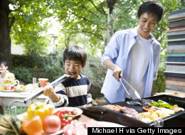 7 Healthy Ways to Get Your Memorial Day Grill On