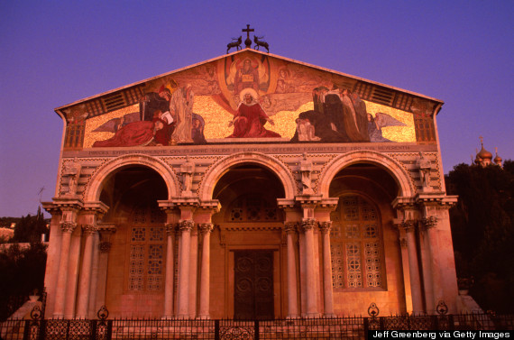 church of gethsemane