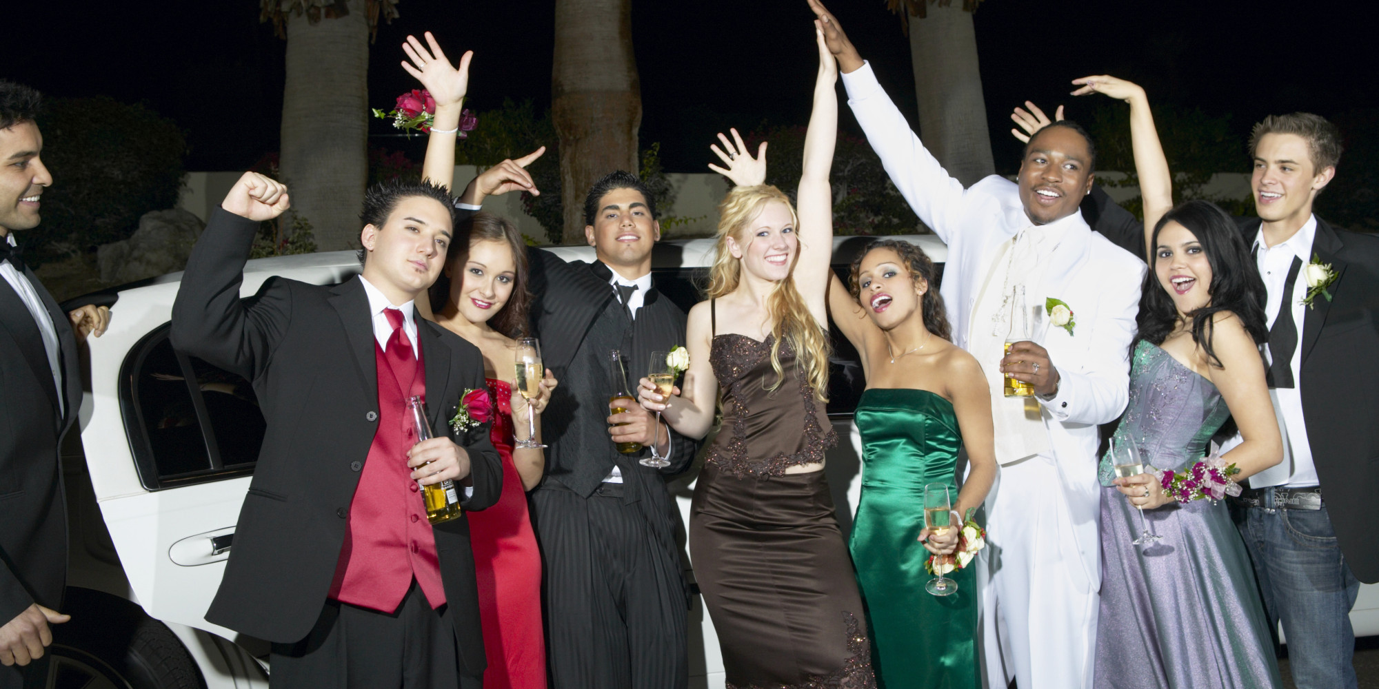 8 Rules To Help Parents Prep For Prom Night Huffpost