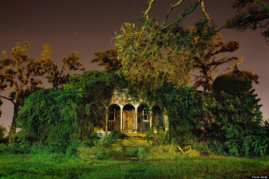 new orleans nightscapes