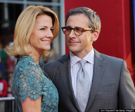 steve carell nancy walls