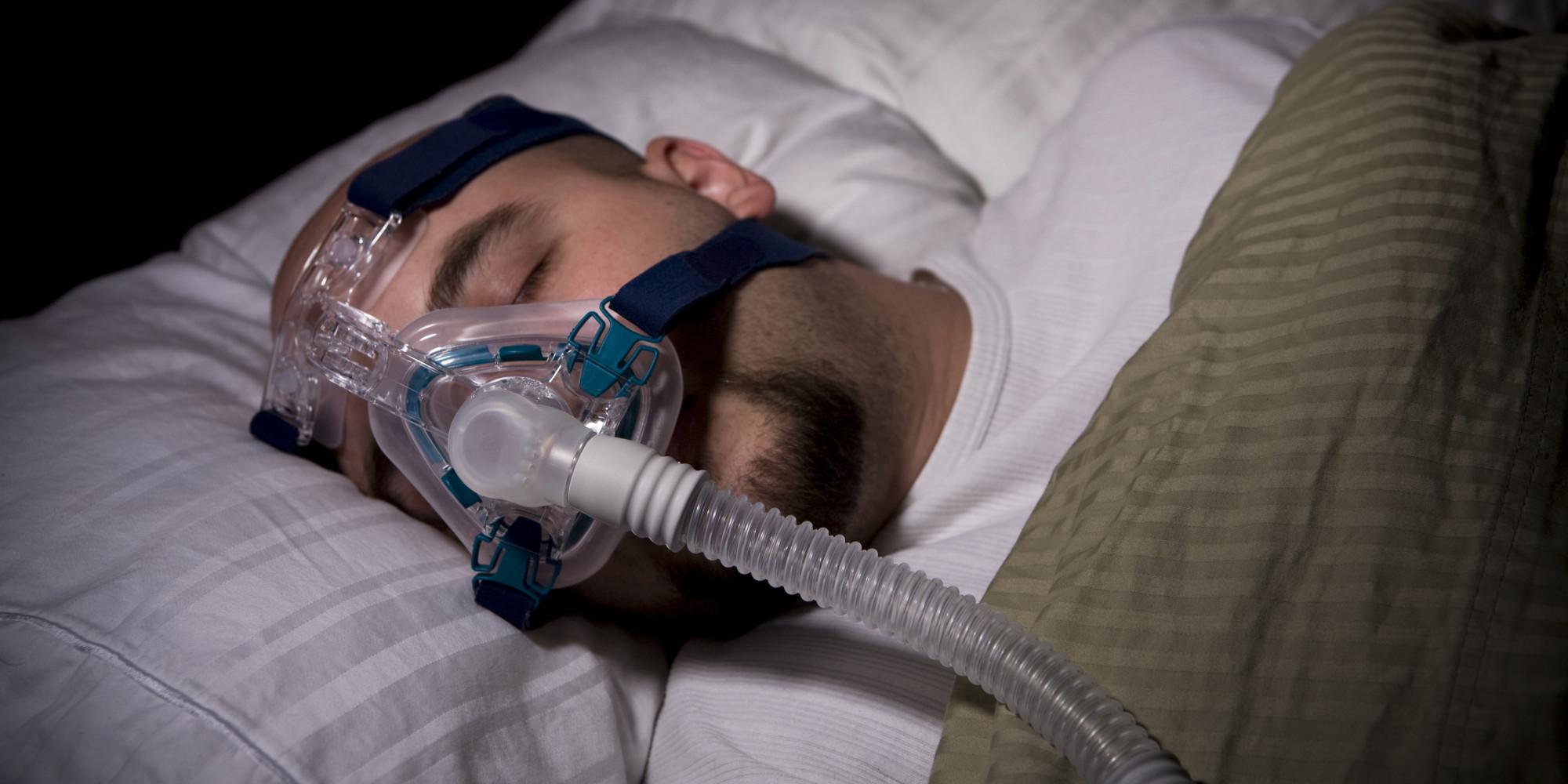 Teen sleep apnea if first time