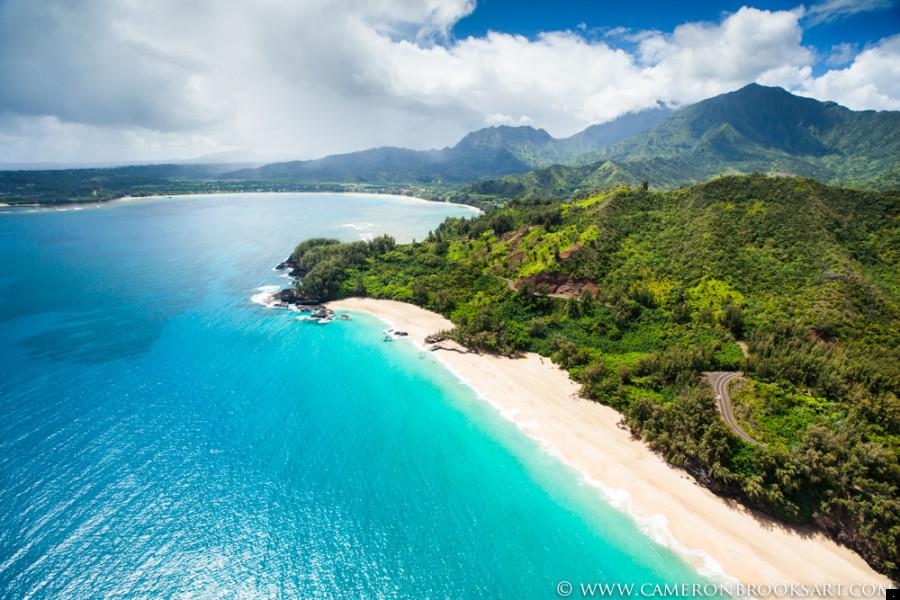 bay beach - The Garden Island