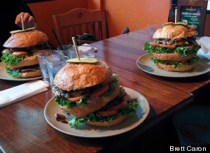 BURGER CHALLENGE VANCOUVER