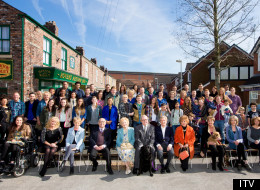 'Corrie' To Go Live For 60th Anniversary