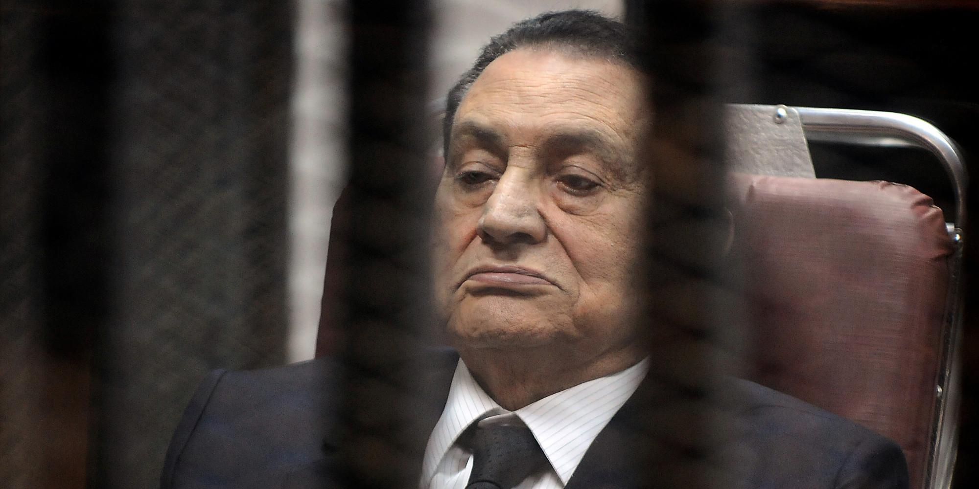 hosni mubarak sentenced  ousted egyptian president gets 3