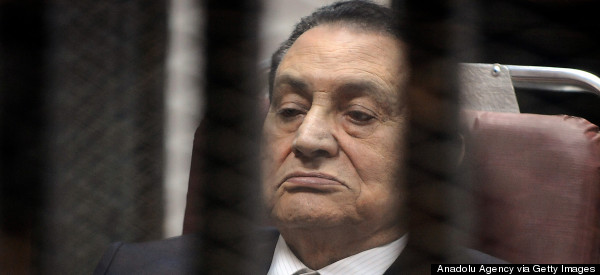 Ousted Egyptian President Sentenced To 3 Years In Prison