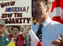 Rand Paul Tea Party Criticism