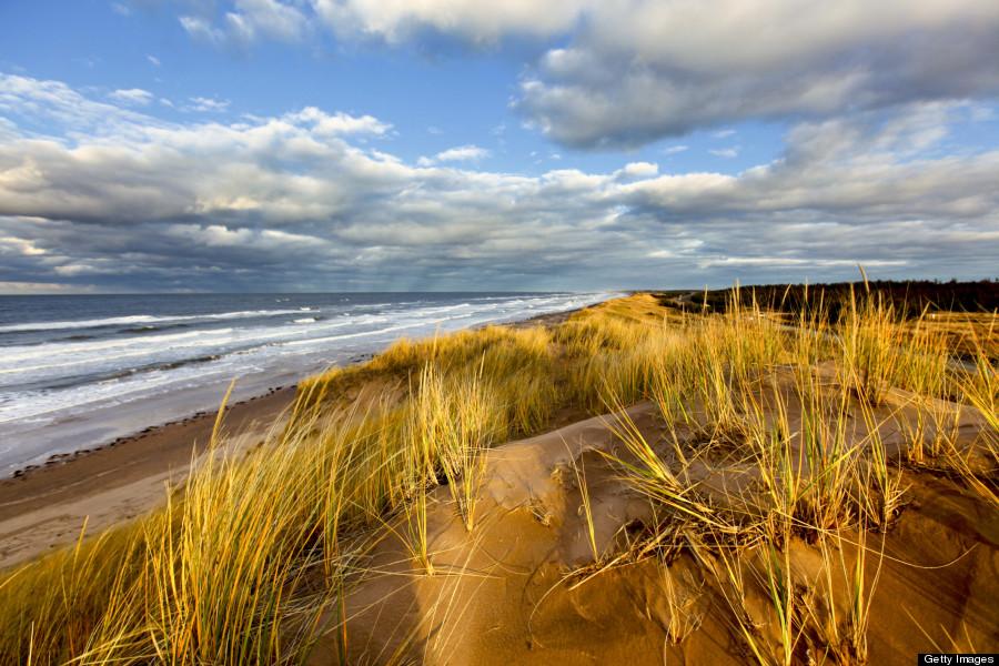cavendish beach pei