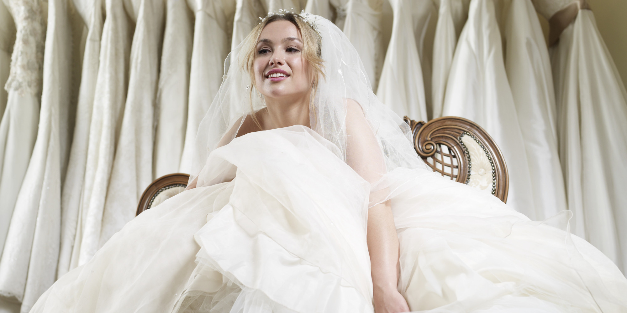 Plus Size Wedding Dresses Toronto : Plus size wedding dresses that don t skimp on style photos