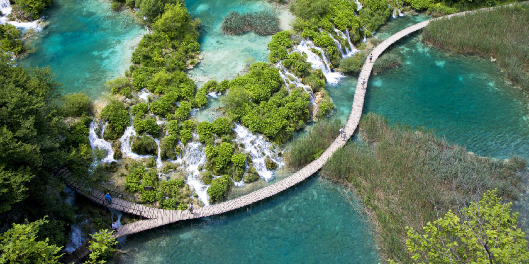 how plitvice lakes made me believe in fairies huffpost uk
