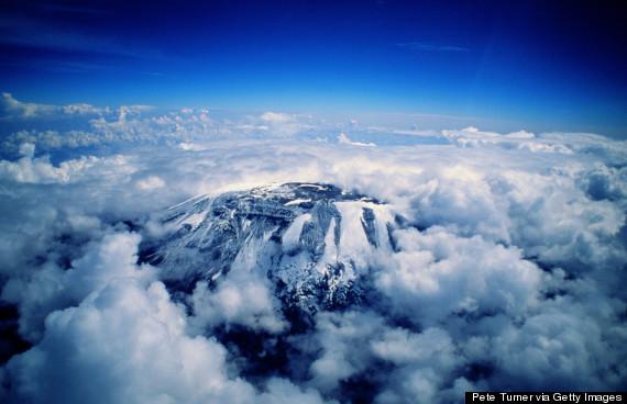 টন Kilimanjaro