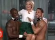 WATCH: Host Doesn't Want To See Gay Kiss But Hangs With Male Strippers On TV