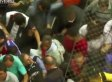 Watch Thousands Scramble To Escape Chaos In Brazil's Subway During Transit Strike (VIDEO)