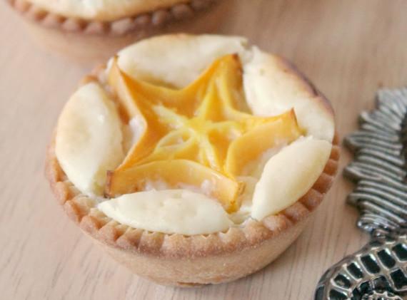 starfruit tartlet