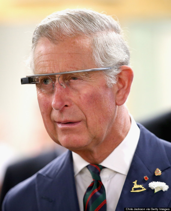 prince charles google