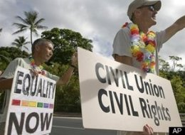 Hawaii Civil Unions