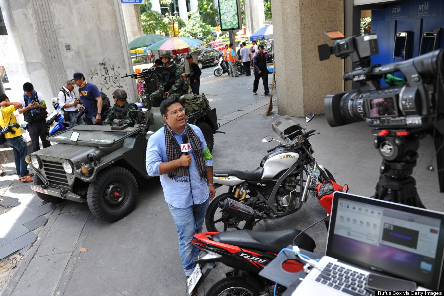 thailand media