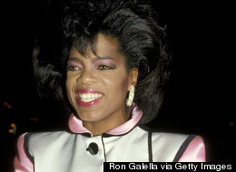Oprah's Fashion Confession Is Just So '80s