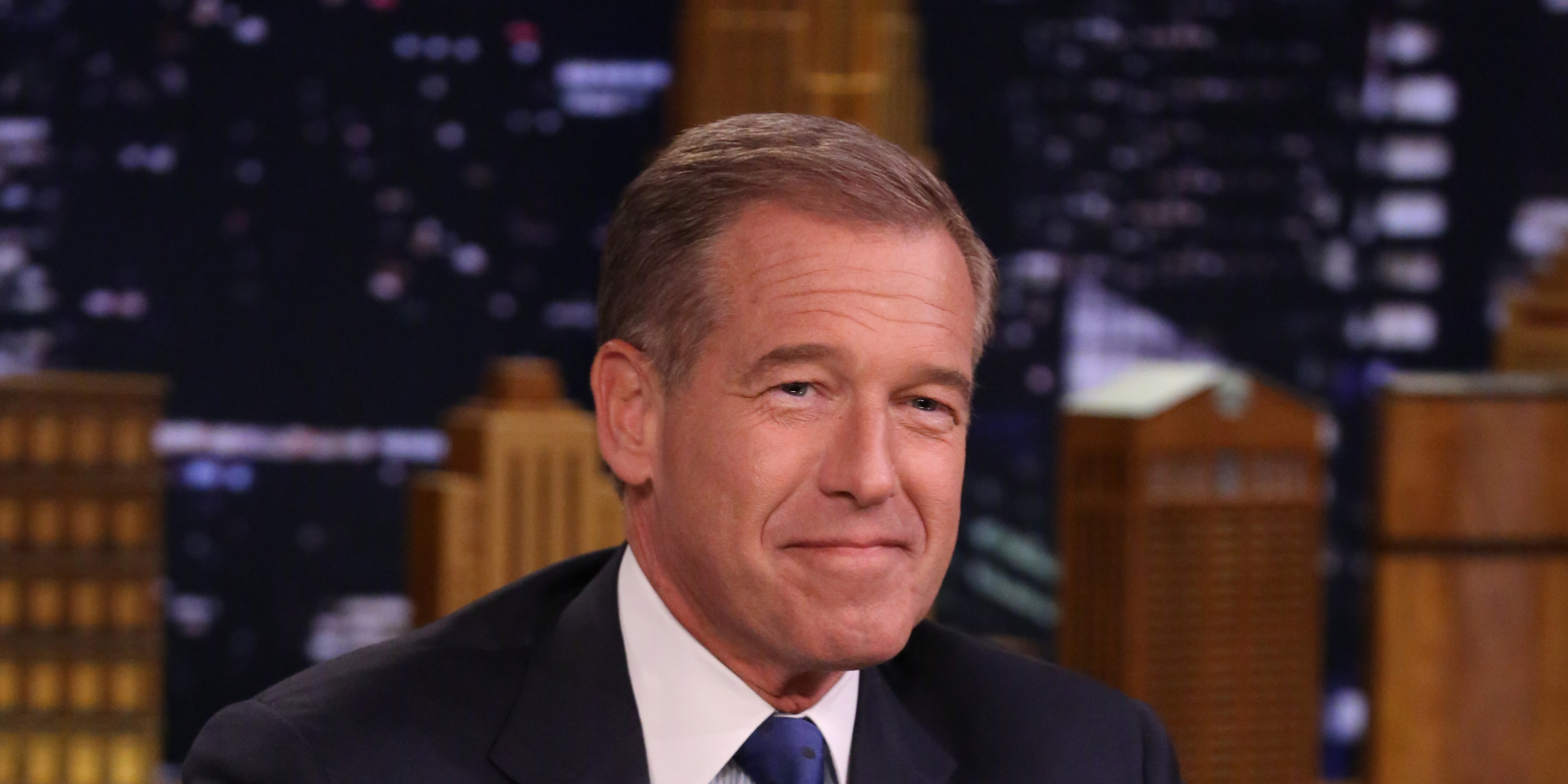 brian williams is not happy with how his ratings are going huffpost. Black Bedroom Furniture Sets. Home Design Ideas