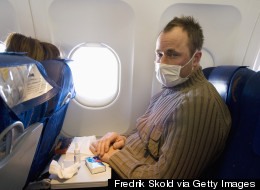 How Not To Get Sick On A Plane