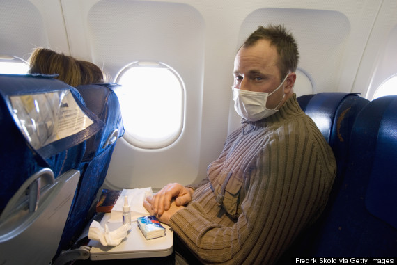 How Not To Get Sick On A Plane Huffpost