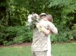 Marine Surprises Sister At Her Wedding, And Our World Dissolves Into Happy Tears